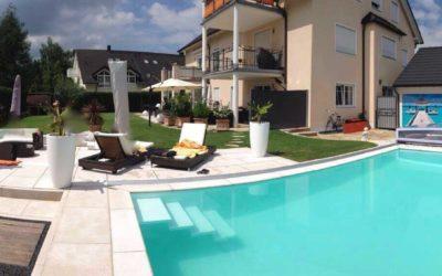 Poolprojekt – vom ersten Spatenstich bis zur Fertigstellung