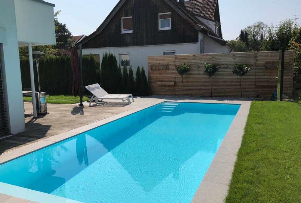 Moderner Badespaß in Hohenbrunn